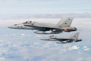 Nga liên tục phải xuất kích chặn máy bay do thám, NATO đáp trả không kém