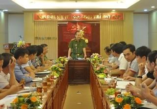 Thanh Hóa: Tổ chức hội nghị phối hợp tuyên truyền phòng chống tội phạm