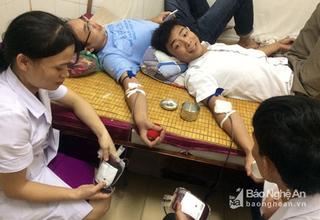 Bác sĩ hiến máu cứu sống sản phụ bị băng huyết