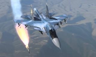 Khủng bố IS dồn lực tứ phía vẫn bị Nga không kích thổi bay sào huyệt đầu não