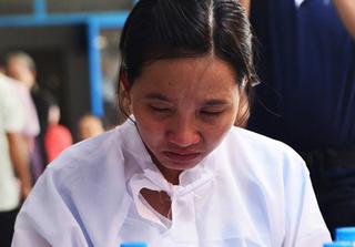 Con trai chiến sỹ hi sinh khi chữa cháy: