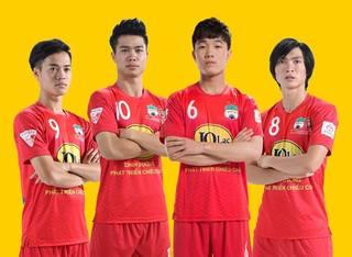 CLB HAGL quyết đấu Than Quảng Ninh ở vòng 17 V.League