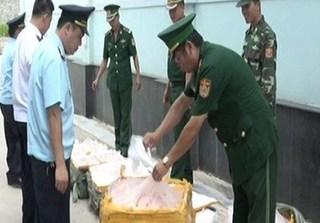 Nầm lợn thối Trung Quốc suýt thành đặc sản thơm ngon