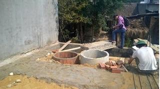 Bộ hài cốt được phát hiện trong bể phốt ở Thanh Hóa là một phụ nữ