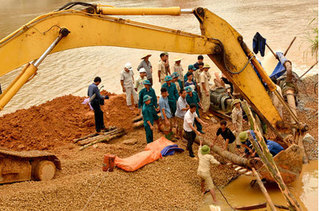 Thi thể cuối cùng trong vụ sập cầu ở Tuyên Quang đã được tìm thấy