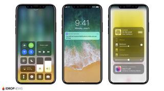 Tất tần tật thông tin về iPhone X vừa ra mắt