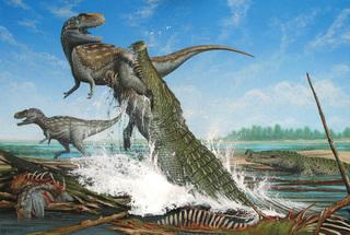 Quái vật thuồng luồng trong truyện cổ thực chất là con vật gì?