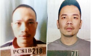 Đã bắt được một trong hai tử tù trốn khỏi phòng biệt giam