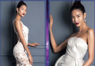 Vừa tham gia Hoa hậu Hoàn vũ 2017, Hoàng Thuỳ đã thắng giải online
