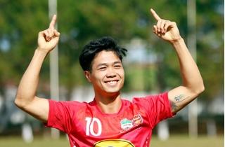 Công Phượng, Thanh Trung dẫn đầu danh sách kiến tạo tại V.League