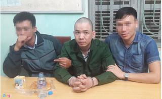 Tạm giữ 3 người thân che giấu cho tử tù Nguyễn Văn Tình chạy trốn
