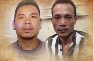 Hành trình trốn chạy và sa lưới của tử tù Lê Văn Thọ và Nguyễn Văn Tình
