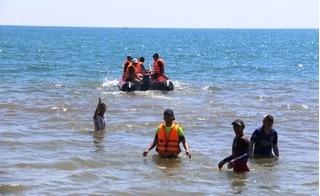 Tìm thấy thi thể giám đốc BQL Cảng cá mất tích khi tắm biển