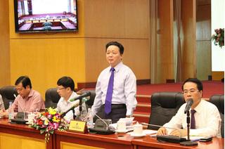 Đề xuất xây cao ốc tại ga Hà Nội: Bộ TN&MT lên tiếng