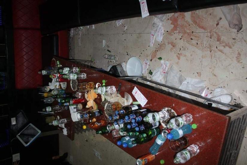 Nữ nhân viên quán karaoke tử vong do sốc ma túy