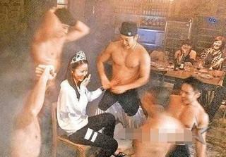 Lâm Tâm Như tiếp tục gặp rắc rối vì lộ ảnh phản cảm trong tiệc sinh nhật