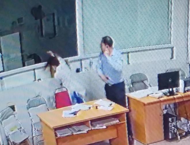 giám đốc hành hung bác sỹ tại bệnh viện Nghệ An2