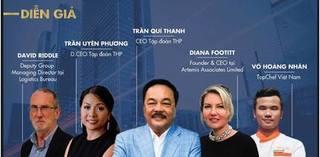 Tập đoàn Tân Hiệp Phát tổ chức Ngày hội kết nối giao thương 2017