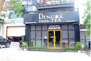 Ding Tea bị phạt 25 triệu vì vi phạm hành chính về an toàn thực phẩm