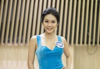 Con gái diễn viên Kiều Trinh thi Hoa hậu Đại dương sau khi bị loại ở The Face