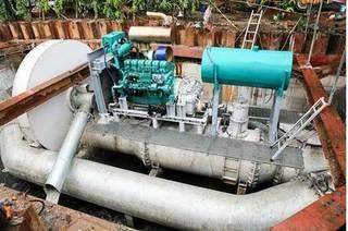 Chi 12 tỷ thuê máy bơm ở TP.HCM: Giải pháp chống ngập hiệu quả?
