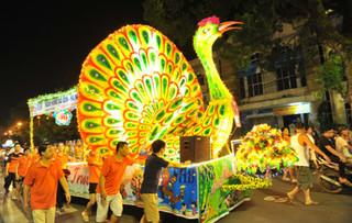 Lễ hội trung thu Tuyên Quang 2017 hoành tráng nhất từ trước tới nay