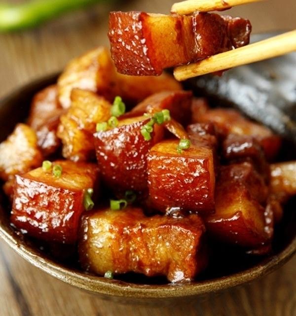 các món ăn ngon từ thịt heo vô cùng tốn cơm