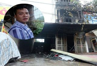 Cháy nhà 5 tầng ở Hà Nội: