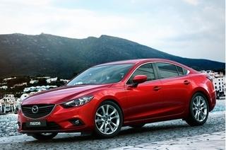 Lỗi vô lăng và túi khí, hơn 60.000 xe Mazda 6 được triệu hồi