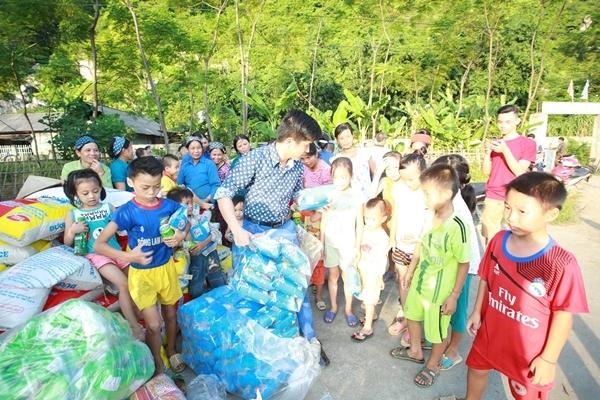 Quê hương nơi Mai Trần Lâm sinh ra nghèo khó, vất vả