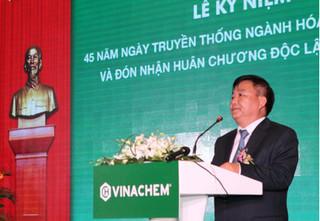 Yêu cầu bãi bỏ quyết định bổ nhiệm người nhà của chủ tịch Vinachem