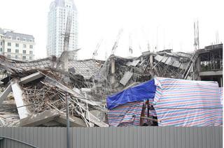 Bộ Xây dựng vào cuộc điều tra vụ sập trường mầm non Vườn Xanh