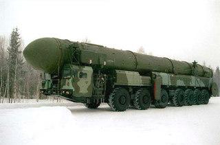 Tên lửa đạn đạo xuyên lục địa Topol của Nga thử xuất trận thành công