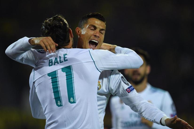 Kết quả bóng đá cúp C1 đêm qua giữa Real Madrid