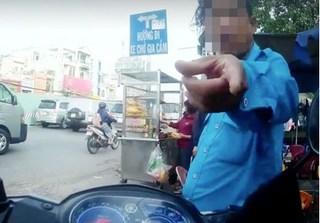 Sau Hà Nội, GrabBike và xe ôm truyền thống lại ẩu đả ở TP.HCM
