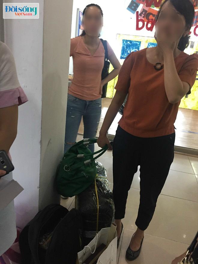 Sau khi trải nghiệm sản phẩm về chị T. bị dị ứng và chị đã đi từ trên Trùng Khánh, Cao Bằng xuống để trả sản phẩm nhưng không được
