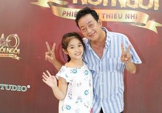 Chuyện cảm động ít người biết về nghệ sĩ Khánh Nam và con gái nuôi