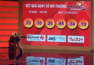 Kết quả xổ số Vietlott 27/9: Vé độc đắc 112 tỷ được bán ở Đồng Nai