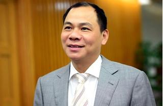Sau 1 tháng, ông Phạm Nhật Vượng trở lại vị trí giàu nhất sàn chứng khoán