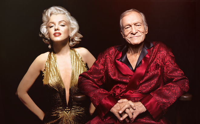 Ông trùm Playboy đã bỏ ra hơn 3 tỷ để bây giờ được chôn cất cạnh Marilyn Monroe