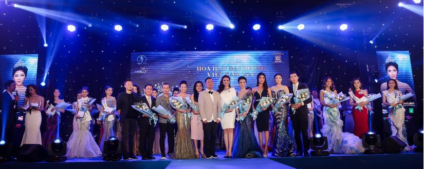 Top 30 thí sinh Hoa hậu Đại dương