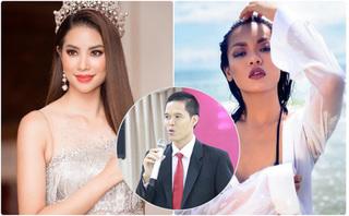BTC Hoa hậu Hoàn vũ Việt Nam lên tiếng về nghi vấn Phạm Hương chèn ép Mai Ngô