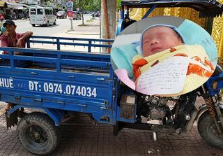 Sóc Trăng: Không kịp đến viện, sản phụ sinh con trên xe ba gác