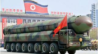 Tên lửa Triều Tiên tiến về địa điểm bí ẩn, nhiều nước lo lắng