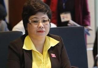 Ngày mai, cựu đại biểu Quốc hội Châu Thị Thu Nga sẽ hầu tòa