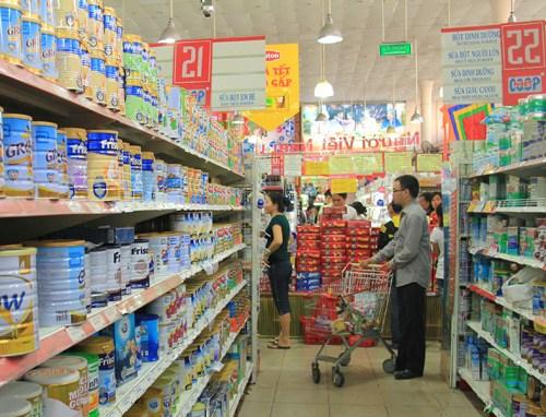 các loại sữa bị nhiễm khuẩn, các loại sữa đang bị thu hồi