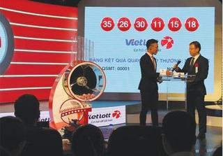 Kết quả xổ số Vietlott hôm nay 3/10: Giải Power 6/55 đã lên tới hơn 61 tỷ đồng