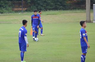 Tiền vệ Xuân Trường nói gì trước trận so tài với Campuchia