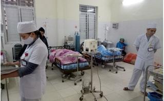 Số người bị ngộ độc sau tiệc cưới ở Hà Giang đã tăng lên 48 người