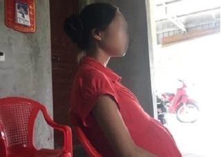 Nữ sinh lớp 11 tố hàng xóm hiếp dâm đến mang bầu rồi phủi trách nhiệm